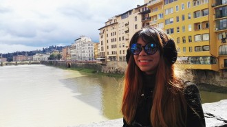 Florencia, Italia. Modelo: Karoll Estefani